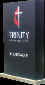 trinity-sign